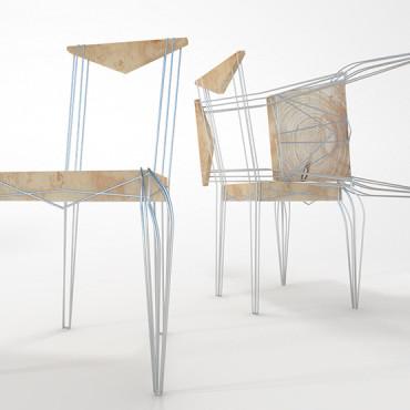 Re-design historycznego krzesła