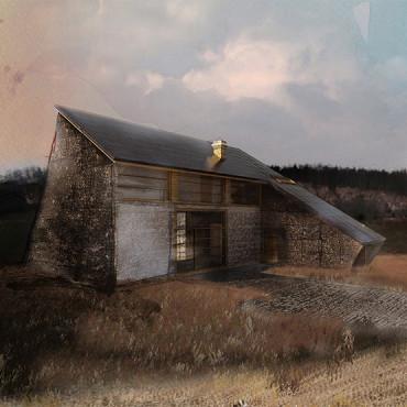 Dom na tle przeszłości